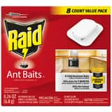 SC Johnson Raid® 0.24 oz. Raid Ant Bait Box (8 Pack) in Tan S674796