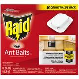 Raid 0.24 oz. Ant Bait Box (Pack of 8) S674796