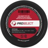 PROSELECT® 1/2 x 1429 in. HD PTFE Thread Seal Tape PSPTTD1429
