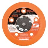 Dynabrade 5 x 0.625 in. Plastic Non-Vacuum Disc Pad D56196