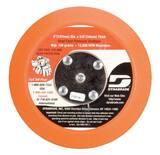Dynabrade 5 x 0.625 in. Plastic Non-Vacuum Disc Pad D56185