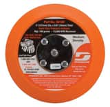 Dynabrade 5 x 0.625 in. Plastic Non-Vacuum Disc Pad D56186