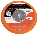 Dynabrade 5 x 0.375 in. Plastic Non-Vacuum Disc Pad D54325