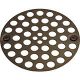 PROFLO® 4 in. Shower Strainer in Oil Rubbed Bronze PF601ORB