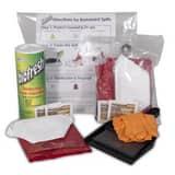 Impact Absorbent Technologies 16 in. Biohazard Response Kit (Case of 3) IXKHBPC3