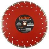 Cutter Diamond Products 18 in. Concrete Blade CHS118125 at Pollardwater