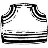 Frischkorn Weld Schedule 10 316L Stainless Steel Tee IS16LW