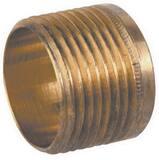 Sioux Chief Bullet™ Copper x MIP Slip Brass Adapter S614