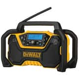 DEWALT Cordless 12/20V Bluetooth Jobsite Radio DDCR028B