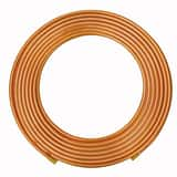 3/16 in. x 100 ft. C12200 Copper Soft Temper Refrigeration Tubing RT316100
