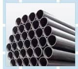 4 in. x 25 ft. Roll Groove Flow Pipe in Black DBPRGRA135FLOW25P