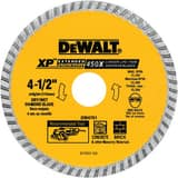 Dewalt 4-1/2 in. Dry Cutting Diamond Saw Blade DDW4701