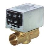 Honeywell Home V8043F Sweat Hydronic Zone Valve 125 psi 200F 0.32 Amp Hydronics and Zoning HV8043F1036