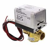 Erie Manufacturing 3/4 in. 24V 2-Way Copper Zone Valve with End Switch EVT2317G13A02A