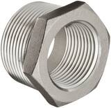 1-1/2 x 3/4 in. Threaded 150# 316 Stainless Steel Bushing IS6CTBJF